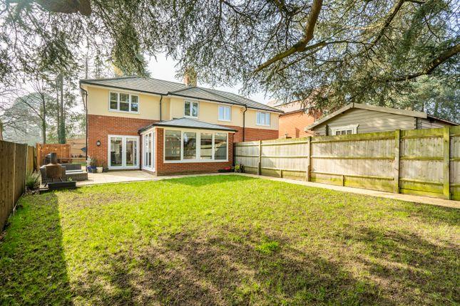 Thumbnail Semi-detached house for sale in Dodwell Lane, Bursledon