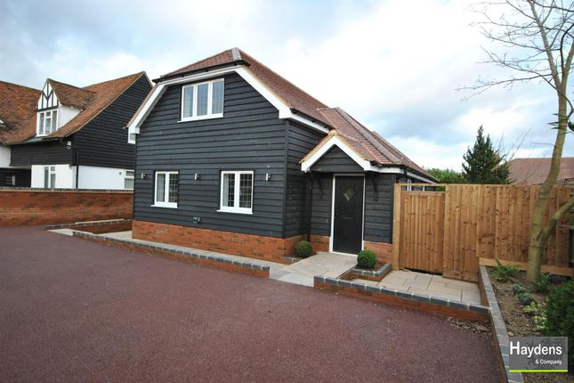 Thumbnail Detached house for sale in St. James Road, Goffs Oak, Waltham Cross
