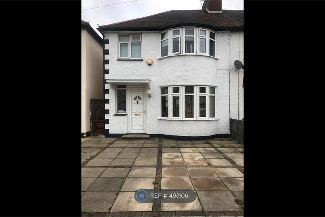 Thumbnail End terrace house to rent in Clarence Avenue, New Malden