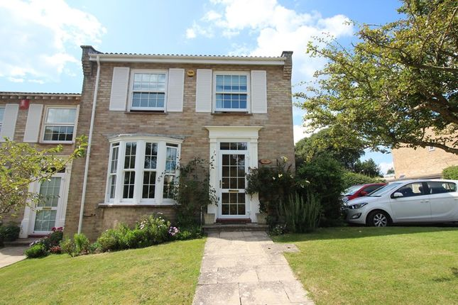 4 bed end terrace house for sale in The Orchard, Milford On Sea, Lymington