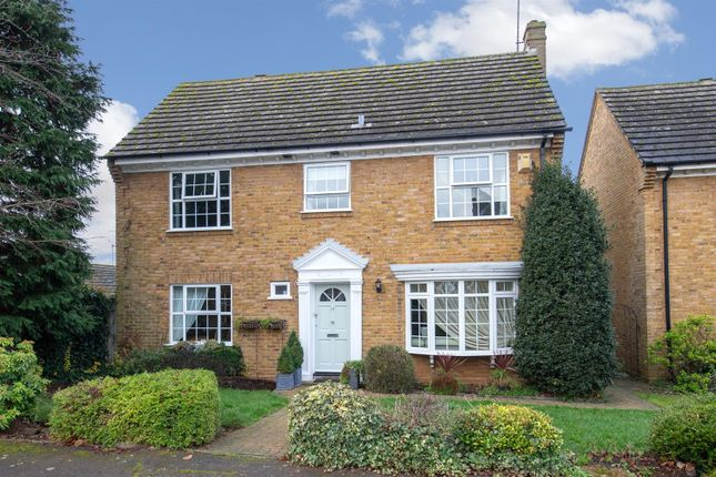 Thumbnail Detached house for sale in Grange Gardens, Heath And Reach, Leighton Buzzard
