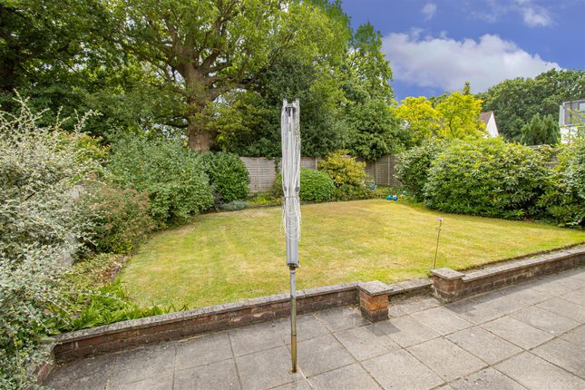 Rear Garden of Carrington Avenue, Borehamwood WD6
