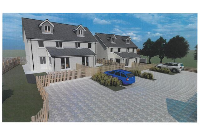 Semi-detached house for sale in Plot 1, 2, 3, And 4, Windy Hall Development, Fishguard
