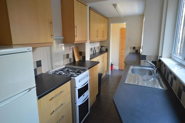 Thumbnail Terraced house to rent in Foss Bank, Lincoln