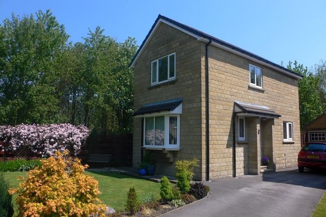 Thumbnail Detached house to rent in Ashford Court, Kirkburton, Huddersfield, West Yorkshire