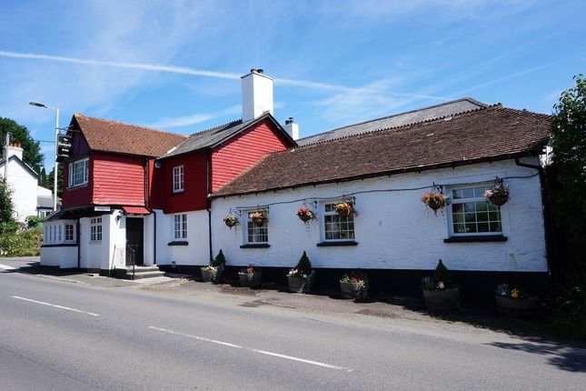 Thumbnail Pub/bar for sale in Lamerton, Tavistock