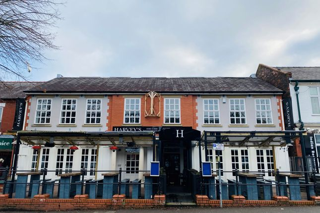 Thumbnail Restaurant/cafe to let in London Road, Stockton Heath