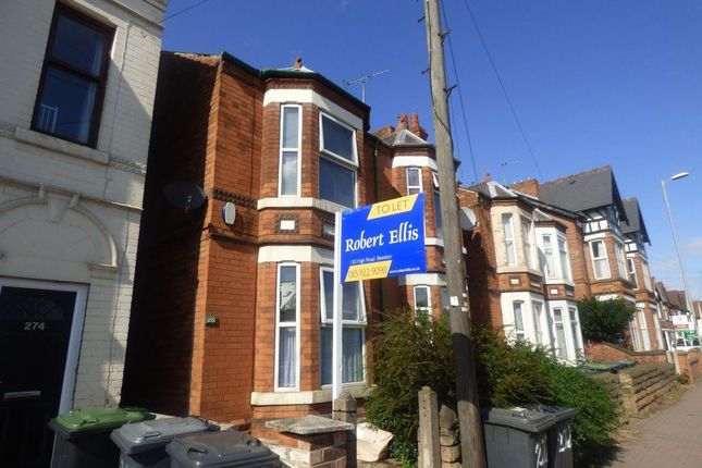 Thumbnail Property to rent in Bedroom 1, 272 Queens Road, Beeston