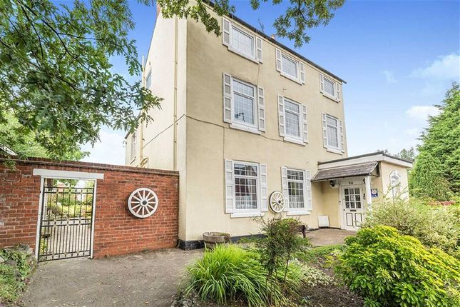 Thumbnail Commercial property for sale in Acorns Guest House, Sheffield Road, Chesterfield