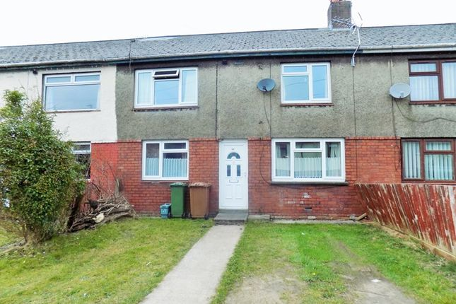 Thumbnail Terraced house for sale in First Avenue, Caerphilly