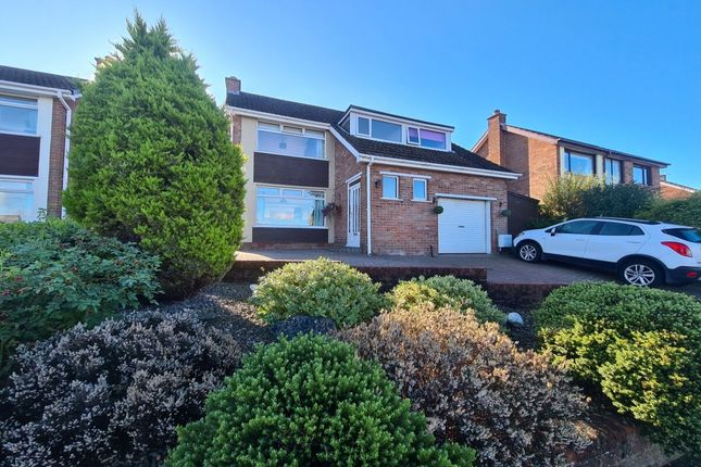 Thumbnail Detached house for sale in Old Belfast Road, Bangor