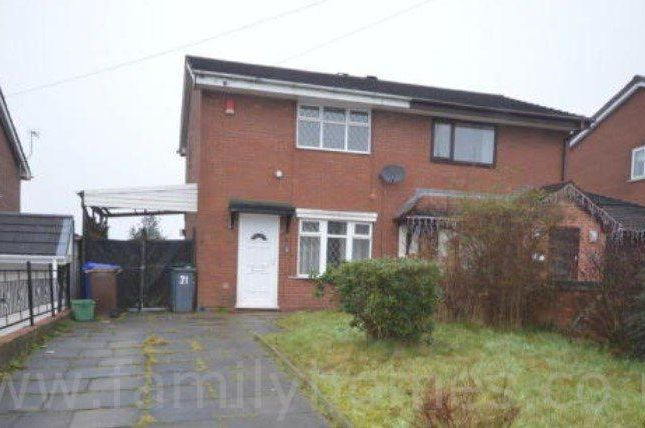 Thumbnail Semi-detached house to rent in Hemingway Road, Longton, Stoke-On-Trent