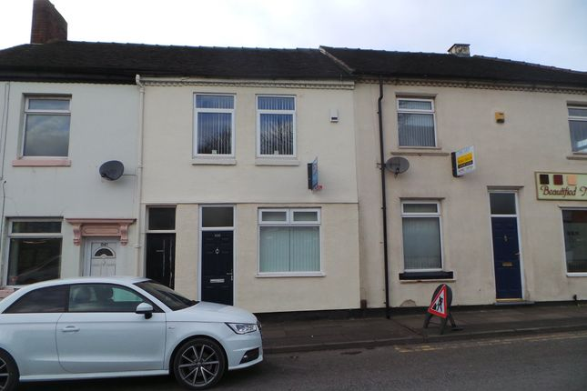 Thumbnail Terraced house to rent in London Road, Trent Vale, Stoke-On-Trent