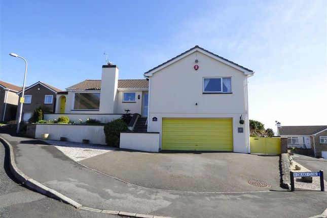 Thumbnail Detached bungalow for sale in Drake Close, Worle, Weston-Super-Mare