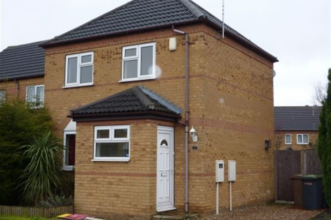 Thumbnail Property to rent in Rudkin Drive, Sleaford, Lincs