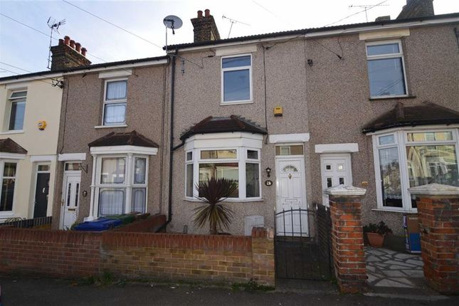 3 bed terraced house for sale in Rosedale Road, Grays, Essex