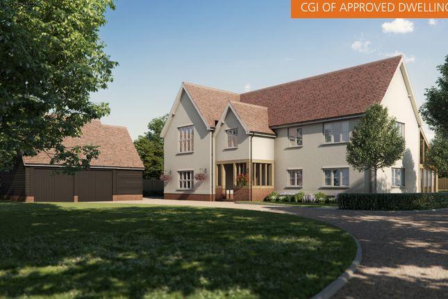 Land for sale in Carmen Street, Great Chesterford, Saffron Walden