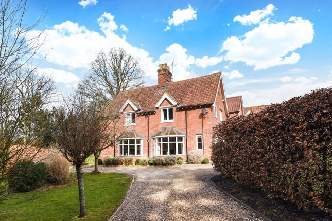Thumbnail Detached house for sale in Lower Bodham, Holt
