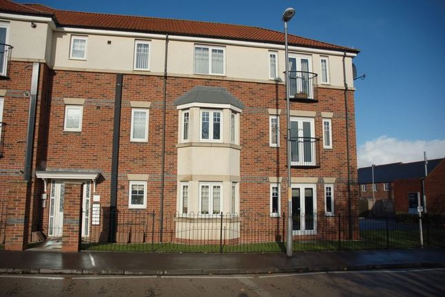 Thumbnail Flat for sale in Rockmore Road, Blaydon-On-Tyne