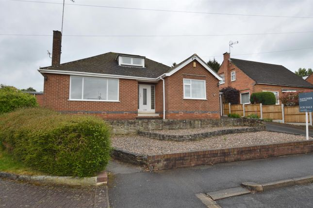 3 bed detached bungalow for sale in Haddon Drive, Little Eaton, Derby