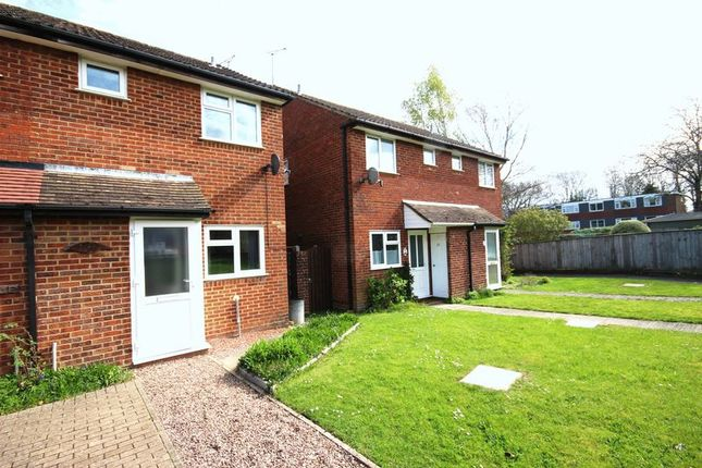 Thumbnail Semi-detached house for sale in Carpenter Close, Hythe, Southampton