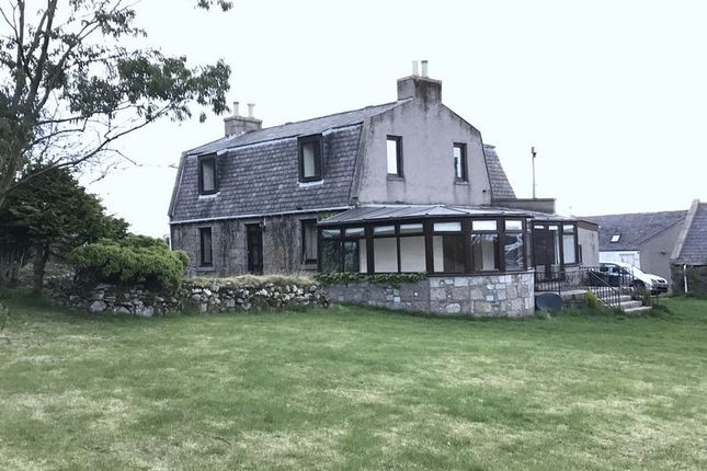 Thumbnail Detached house for sale in Whitecairns, Aberdeen