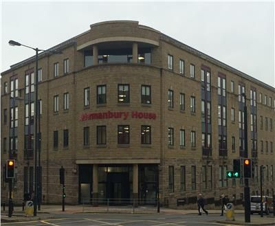 Office to let in Aldermanbury House, 2-4 Godwin Street, Bradford, West Yorkshire
