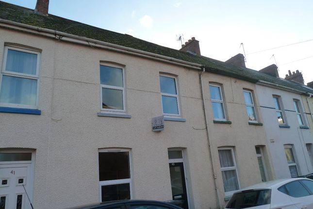 1 bed flat to rent in New North Road, Exmouth