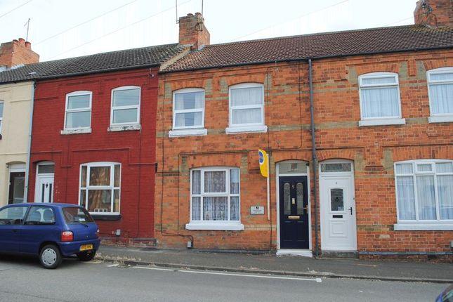 Thumbnail Terraced house for sale in Westfield Street, Higham Ferrers, Rushden