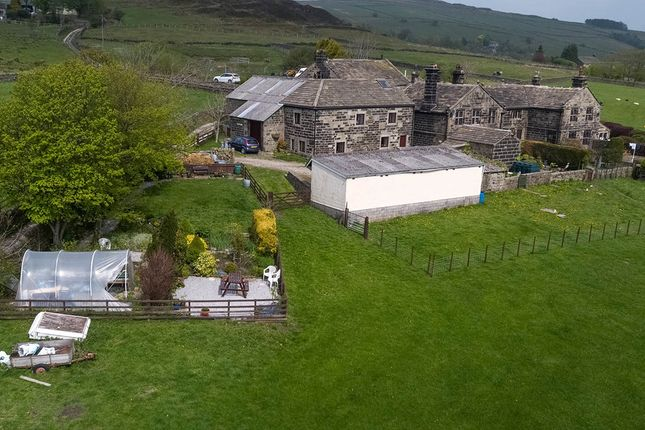 Thumbnail Country house for sale in Ashes Lane, Todmorden