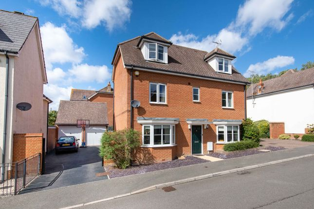 Thumbnail Detached house for sale in Tatchell Drive, Charing
