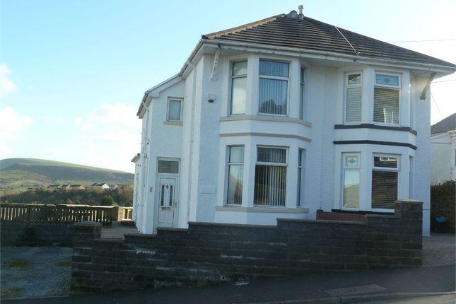 Thumbnail Semi-detached house for sale in School Road, Maesteg, Maesteg, Mid Glamorgan