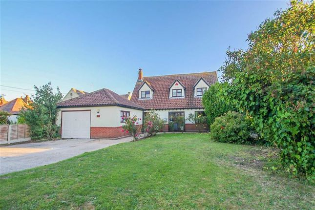 Thumbnail Detached house for sale in Dumont Avenue, St. Osyth, Clacton-On-Sea