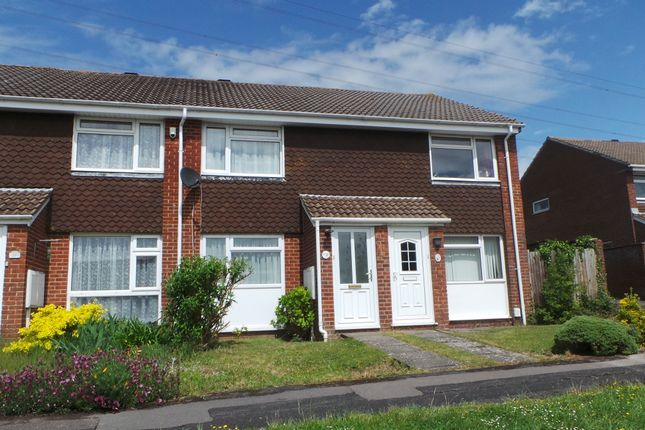Thumbnail Terraced house to rent in Waltham Close, Fareham