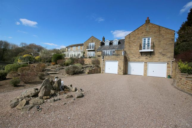 Thumbnail Detached house for sale in Horseshoe Cottage, Dobbin Lane, Barlow, Dronfield