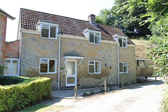 Thumbnail Link-detached house for sale in West Milton, Bridport, Dorset