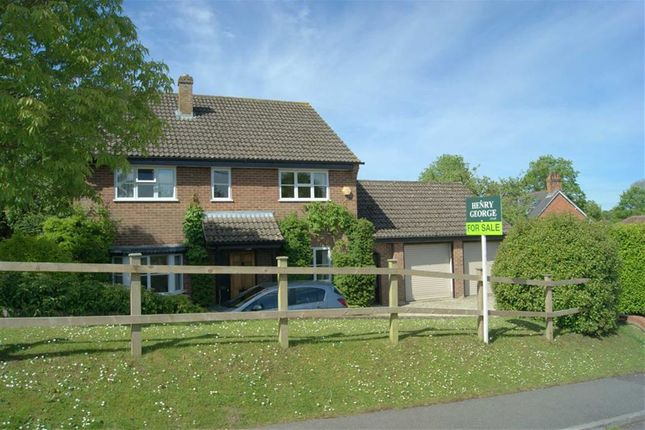 Thumbnail Detached house for sale in Ducks Meadow, Marlborough, Wiltshire