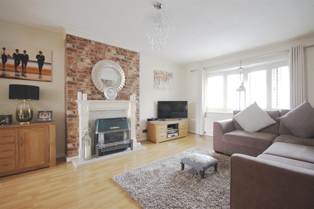 Thumbnail Detached house for sale in Ashurst Close, Woodnook Gardens, Chesterfield