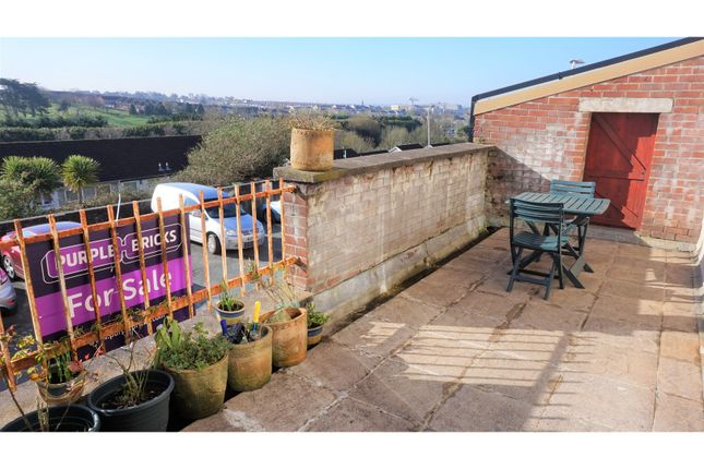 Thumbnail Flat for sale in Jackson Close, Plymouth