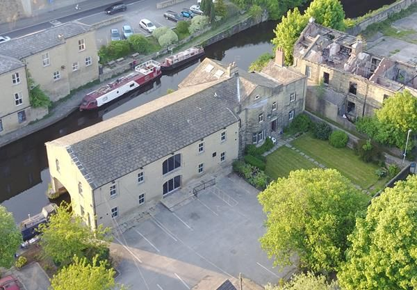 Office to let in Suite 3, The Warehouse, Gas Works Lane, Elland