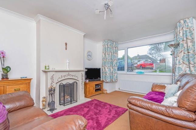 Lounge of Glendower Close, Gnosall, Stafford, Staffordshire ST20