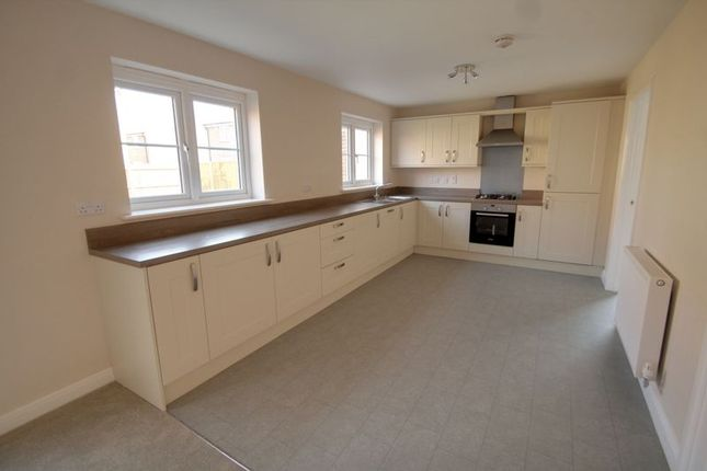 Thumbnail Detached house for sale in The Redcar (Plot 305), Eastrea Road, Whittlesey, Peterborough