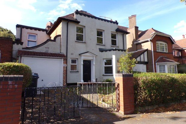 Thumbnail Property to rent in Stanmore Road, Birmingham