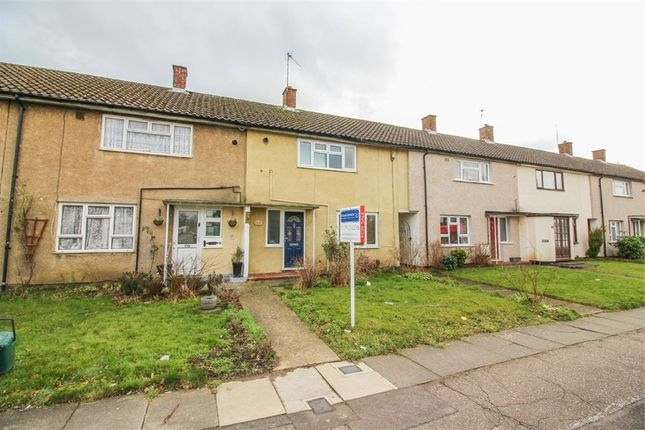 Thumbnail Terraced house for sale in Long Ley, Harlow, Essex