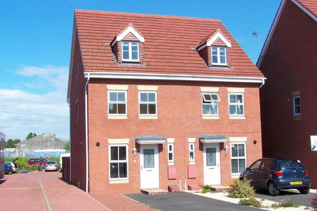 Thumbnail Semi-detached house to rent in Swift Drive, Scawby Brook, Brigg