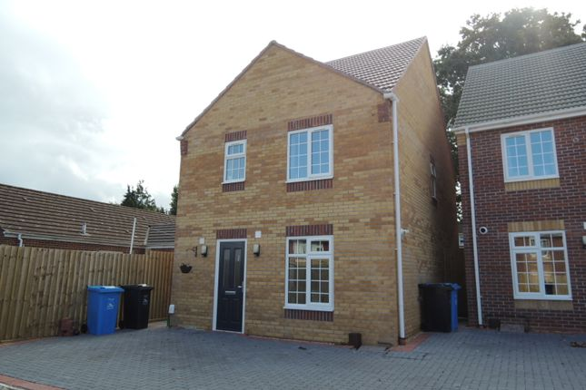 Thumbnail Detached house to rent in Dudley Gardens, Parkstone