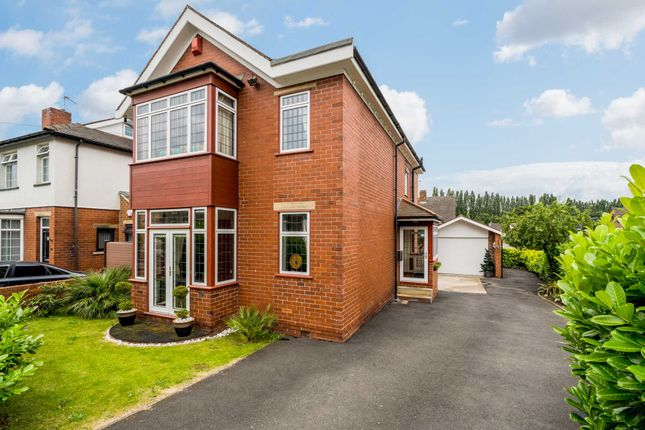 Thumbnail Detached house for sale in Slaithwaite Road, Thornhill Lees, Dewsbury