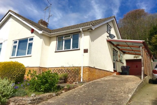 Thumbnail Bungalow to rent in Waterleat Road, Paignton