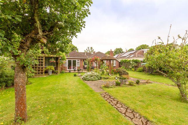 Thumbnail Detached bungalow for sale in Norman Avenue, Abingdon, Oxfordshire
