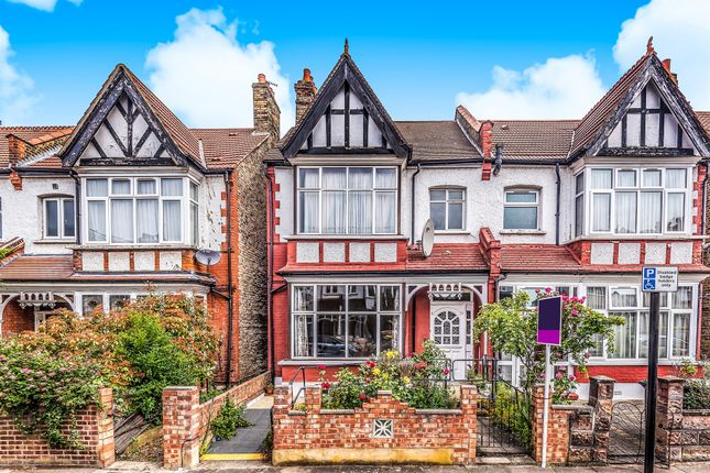 Thumbnail Semi-detached house for sale in Wyatt Park Road, London